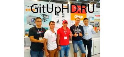 GitUpHD.RU на выставке Global Sources Electronics 2019