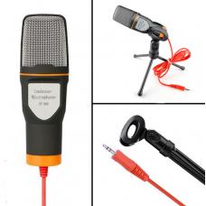 Большой внешний микрофон с подставкой для GitUp (Jack 3.5)