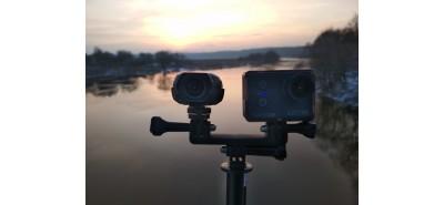 GitUp F1 и SJCAM SJ7 Star - сравнение видео 2х камер