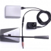 USB кабель для одновременного подключения микрофона 3,5 ММ и зарядки для GitUp