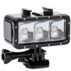 Водонепроницаемый фонарь для экшн камер GitUp